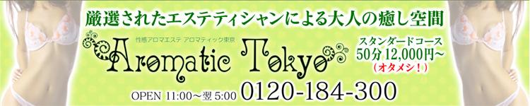 風俗エステアロマティック東京